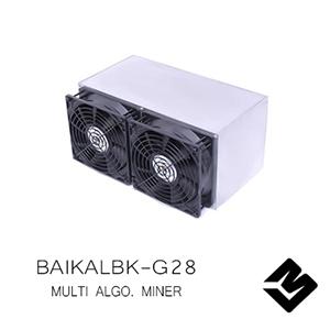 Baikal Miner BK-G28 + PSU DASH 58GH/s