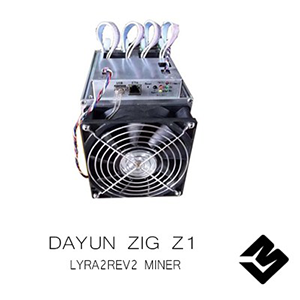 Dayun Zig Z1 XVG 6.8GH/s