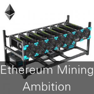 ETH Mining Rig Ambition 580