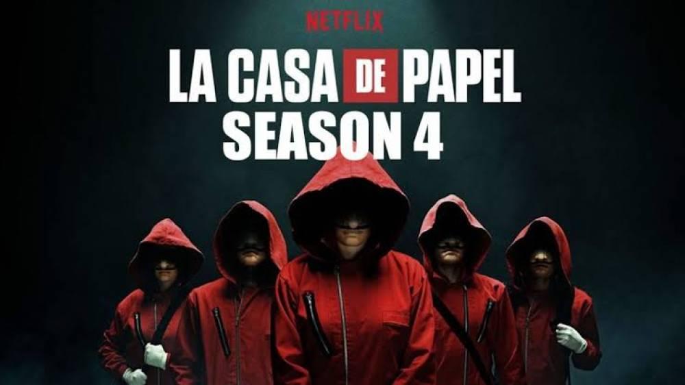 Money Heist (La Casa De Papel) Season 4