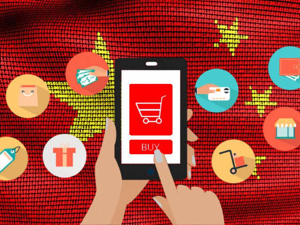 China'sOnline Retail Market Expected To Hit $1.8 Trillionin 2022