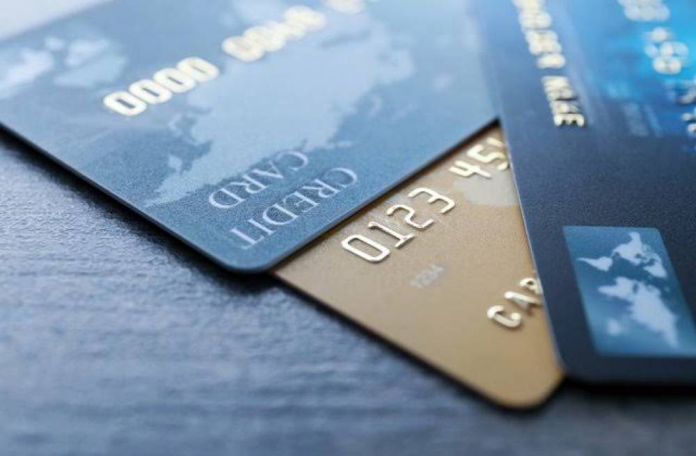 Credit scores in America just hit a record high