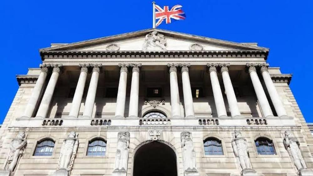 Bank of England prints £100 billion more to save the UK economy