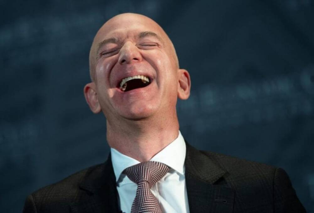 Jeff Bezos is on track to become the world's first trillionaire, an insane amount of money for one person