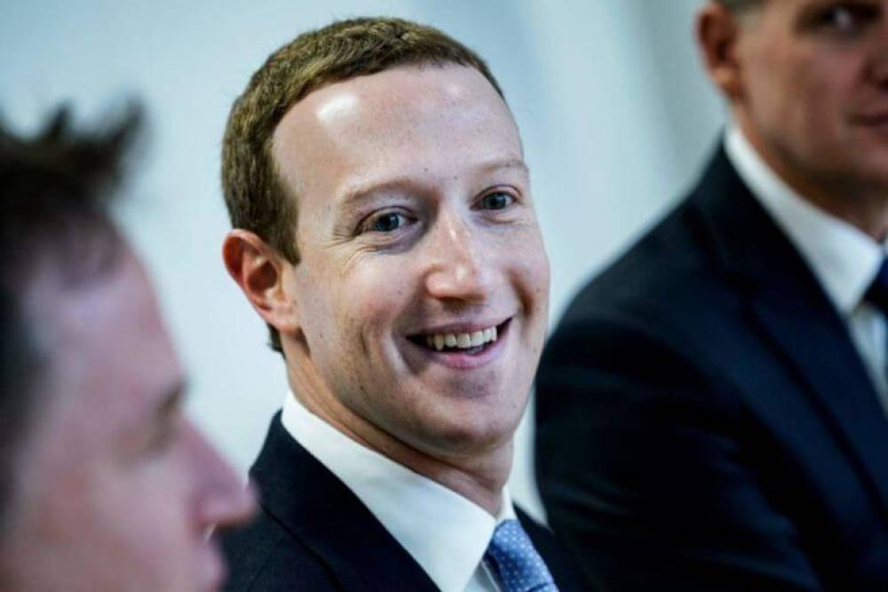 Mark Zuckerberg Leaps Warren Buffett to third richest person on the planet as Facebook Creates More Divisive World